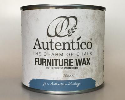 Autentico Clear wax 5 KG