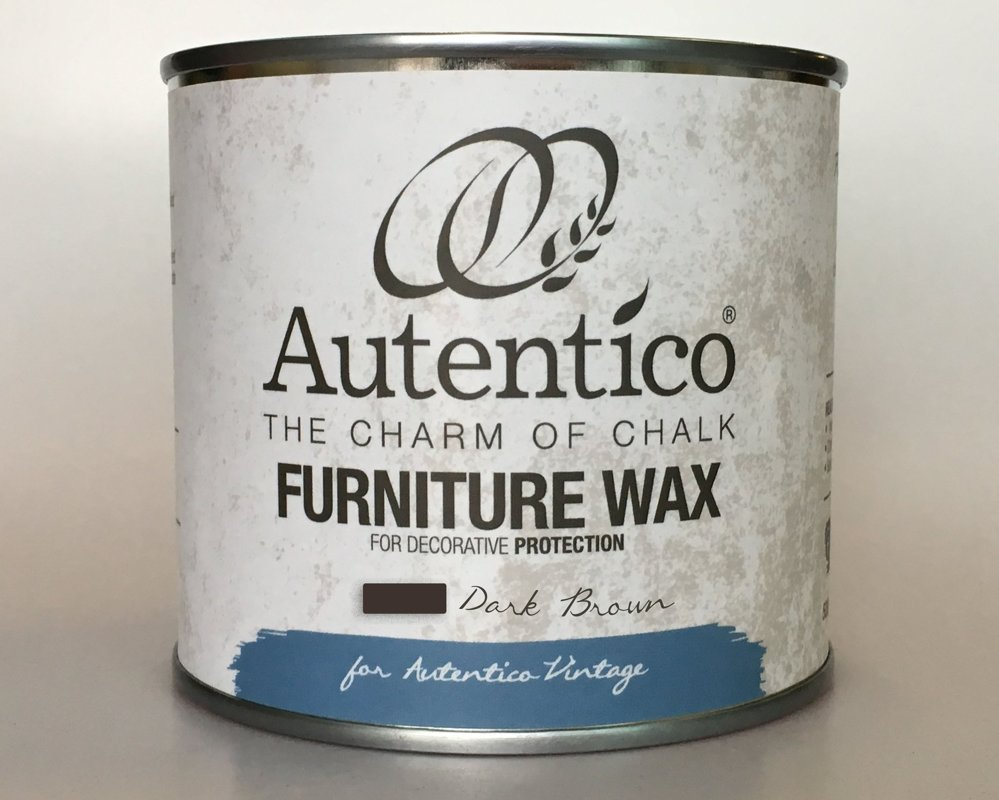 Autentico Dark Brown wax 500 ml