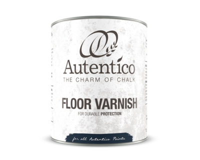 Autentico Heavy Duty Floor varnish semi gloss  1 L