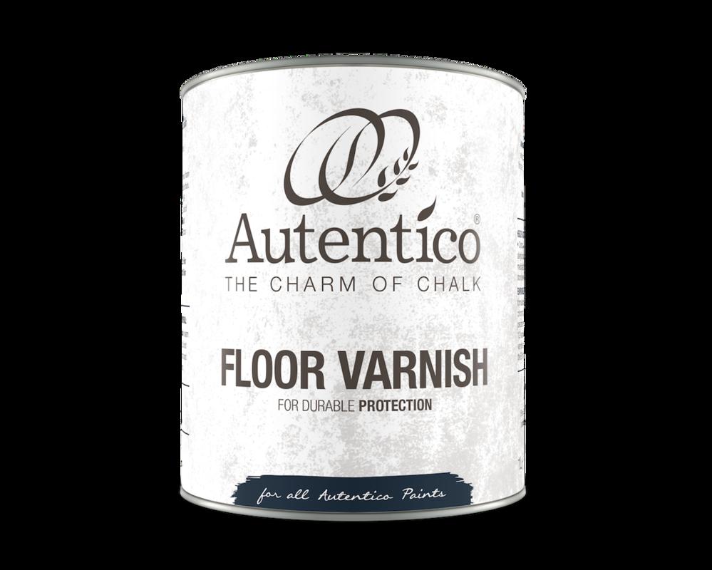 Autentico Heavy Duty Floor varnish matt 1 L