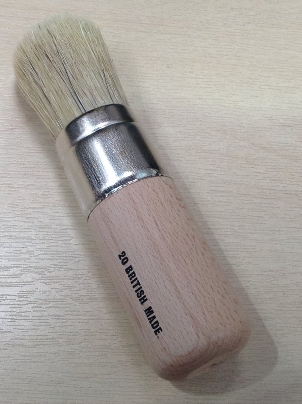 Autentico Wax Brush
