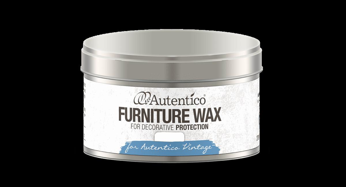 Autentico White chalk wax 500 ml