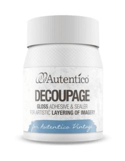 Autentico Decoupage Gloss 250 ml