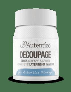 Autentico Decoupage Matt 250 ml